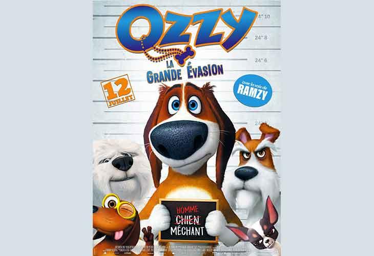 Affiche du film Ozzie la grande évasion