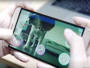 Laïka robot pour chien