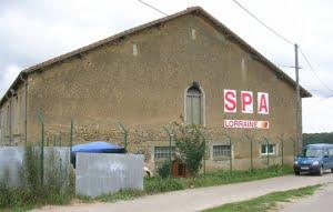 le refuge SPA d'Amance
