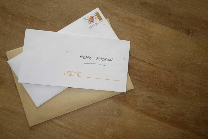 Nemo reçoit du courrier